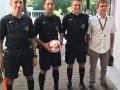 Zadnja tekma Bezjak Janeza v ligah MNZ Ptuj
